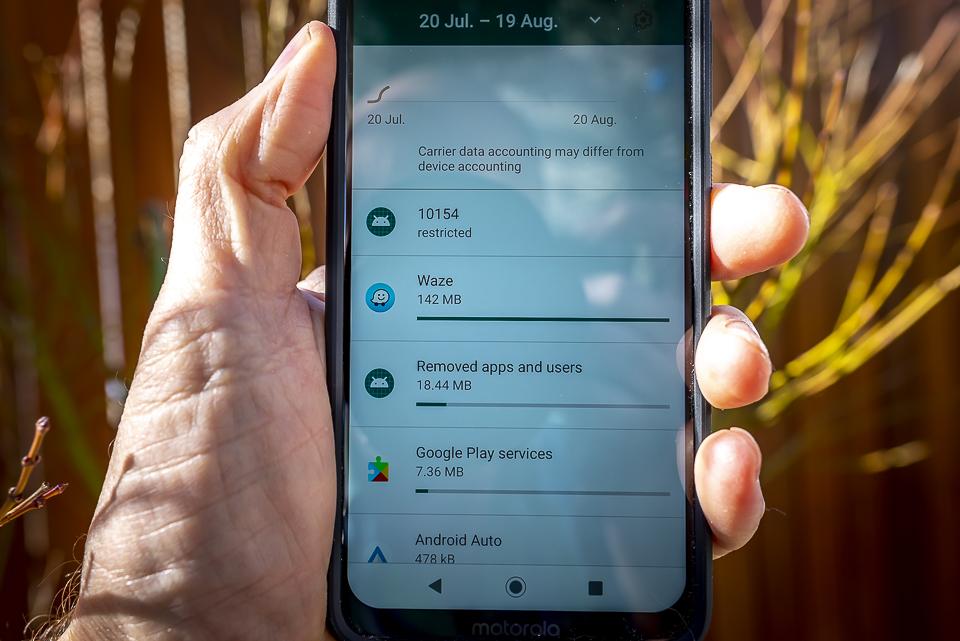 waze com • View topic - High mobile data usage